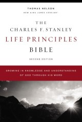 The NKJV, Charles F. Stanley Life Principles Bible, 2nd Edition, eBook