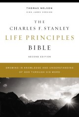 KJV, Charles F. Stanley Life Principles Bible, 2nd Edition, eBook
