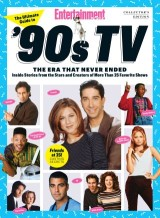 EW The Ultimate Guide to 90's TV