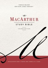 The NKJV, MacArthur Study Bible, 2nd Edition, Ebook