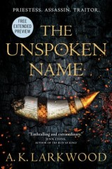 The Unspoken Name Sneak Peek