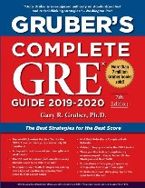 Gruber's Complete GRE Guide 2019-2020