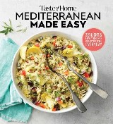 Taste of Home Mediterranean Made Easy