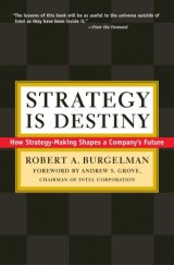 Strategy Is Destiny