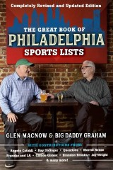 The Great Book of Philadelphia Sports Lists (Completely Revised and Updated Edition)