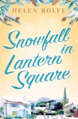 Snowfall in Lantern Square