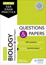 Essential SQA Exam Practice: Higher Biology Questions and Papers