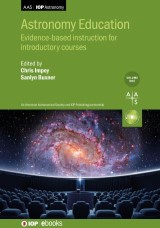Astronomy Education Volume 1