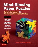 Mind-Blowing Paper Puzzles Ebook