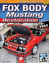 Fox Body Mustang Restoration 1979-1993