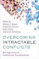 Overcoming Intractable Conflicts