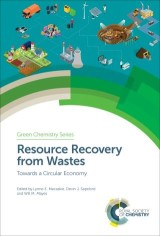 Resource Recovery from Wastes