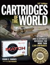 Cartridges of the World, 16th Edition