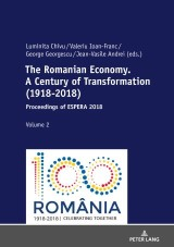 The Romanian Economy. A Century of Transformation (1918-2018)