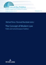 The Concept of Modern Law