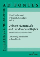 Unborn Human Life and Fundamental Rights