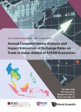 Annual Competitiveness Analysis and Impact Estimation of Exchange Rates on Trade in Value-Added of ASEAN Economies