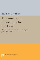 The American Revolution In the Law