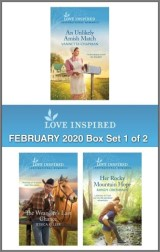 Harlequin Love Inspired February 2020 - Box Set 1 of 2