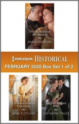 Harlequin Historical February 2020 - Box Set 1 of 2