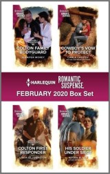 Harlequin Romantic Suspense February 2020 Box Set