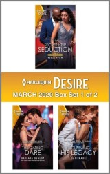 Harlequin Desire March 2020 - Box Set 1 of 2