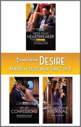 Harlequin Desire March 2020 - Box Set 2 of 2