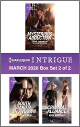 Harlequin Intrigue March 2020 - Box Set 2 of 2
