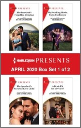 Harlequin Presents - April 2020 - Box Set 1 of 2