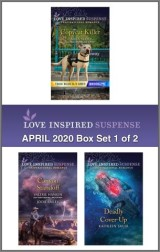 Harlequin Love Inspired Suspense April 2020 - Box Set 1 of 2
