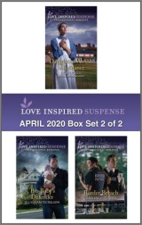 Harlequin Love Inspired Suspense April 2020 - Box Set 2 of 2