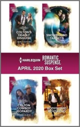 Harlequin Romantic Suspense April 2020 Box Set