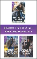 Harlequin Intrigue April 2020 - Box Set 2 of 2