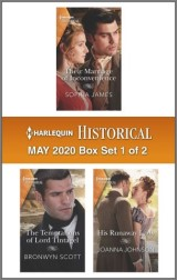 Harlequin Historical May 2020 - Box Set 1 of 2
