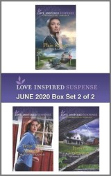 Harlequin Love Inspired Suspense June 2020 - Box Set 2 of 2