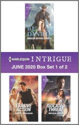 Harlequin Intrigue June 2020 - Box Set 1 of 2
