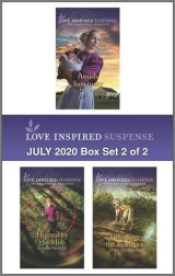 Harlequin Love Inspired Suspense July 2020 - Box Set 2 of 2
