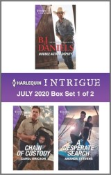 Harlequin Intrigue July 2020 - Box Set 1 of 2