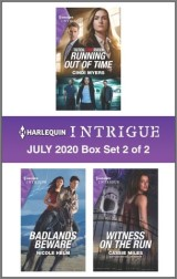 Harlequin Intrigue July 2020 - Box Set 2 of 2