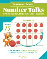 Classroom-Ready Number Talks for Kindergarten, First and Second Grade Teachers