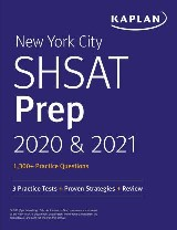 New York City SHSAT Prep 2020 & 2021