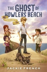 The Ghost of Howlers Beach (The Butter O'Bryan Mysteries, #1)