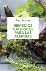 Remedios naturales para las alergias