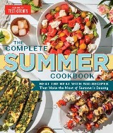 The Complete Summer Cookbook