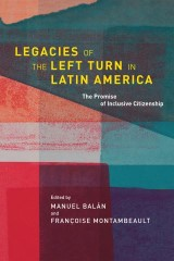 Legacies of the Left Turn in Latin America