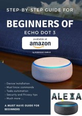 Step-by-step guide for beginners of Echo Dot 3