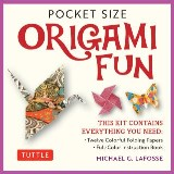 Pocket Size Origami Fun Kit