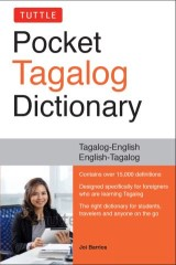Tuttle Pocket Tagalog Dictionary