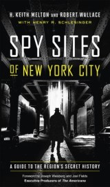 Spy Sites of New York City