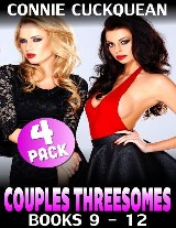 Couples Threesomes 4-pack : Books 9 to 12